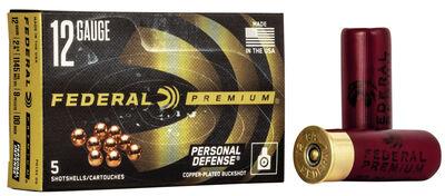 Personal Defense Shotshell with FLITECONTROL Wad