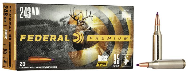 Buy Nosler Ballistic Tip Hunting for USD 35 95 | Federal Premium