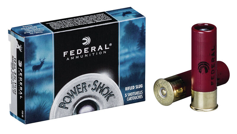 Buy Power•Shok Rifled Slug for USD 8 95 | Federal Premium