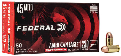 American Eagle Handgun Suppressor