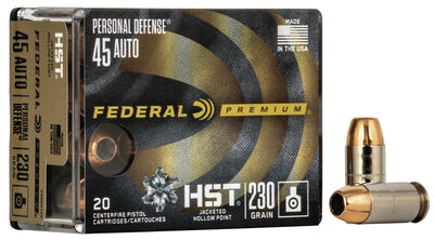 Personal Defense HST