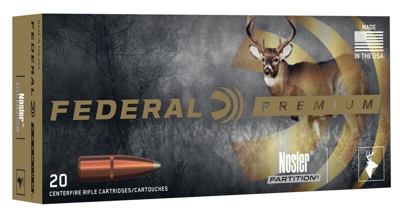 Buy Nosler Partition for USD 36 95 | Federal Premium