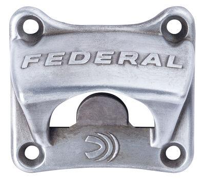 Federal Mounted Bottle Opener