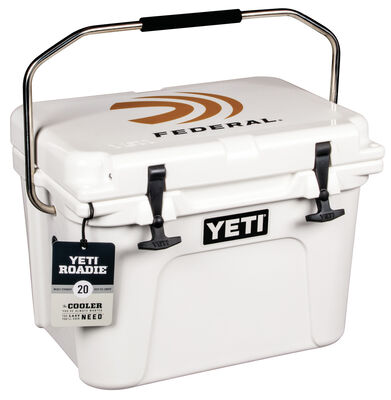Federal/Yeti  Roadie Cooler
