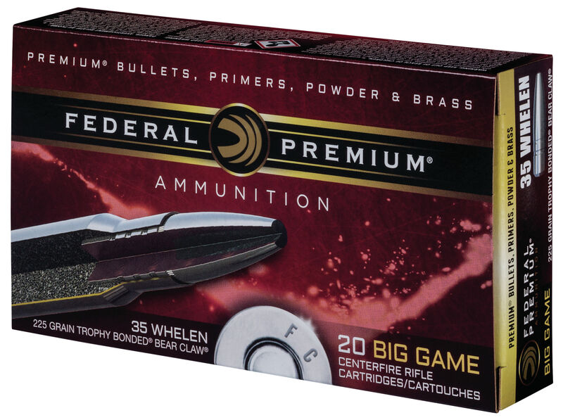 Buy Trophy Bonded Bear Claw for USD 45 95 | Federal Premium