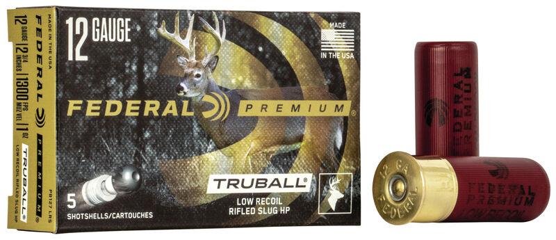 Vital•Shok TruBall Rifled Slug