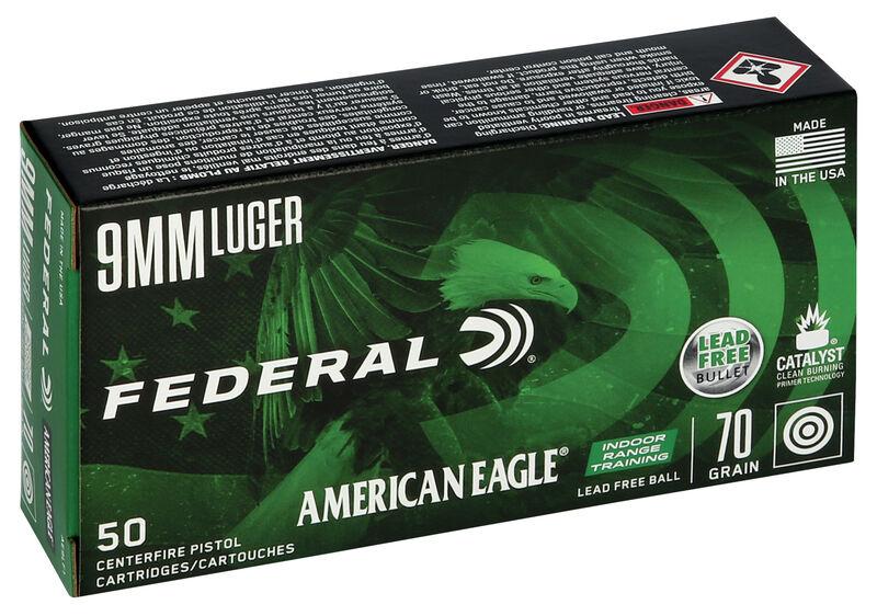 American Eagle Indoor Range Training Lead Free