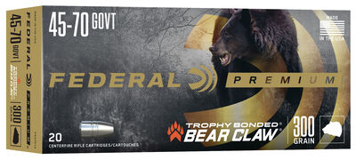 Trophy Bonded Bear Claw