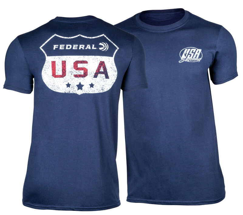 Federal/USA Shooting Route T-Shirt