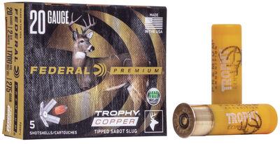 Trophy Copper Sabot Slug