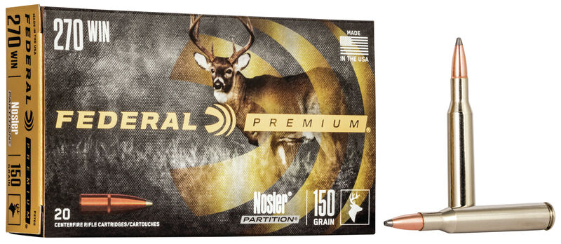 Buy Nosler Partition for USD 46 95 | Federal Premium