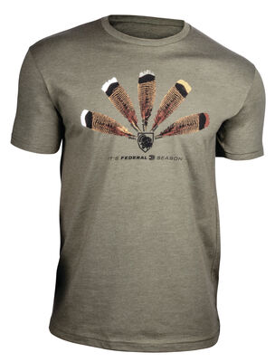 Federal/Hunt to Eat Turkey T-Shirt