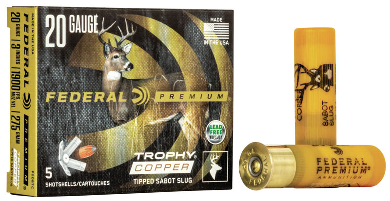 Vital•Shok Trophy Copper Sabot Slug