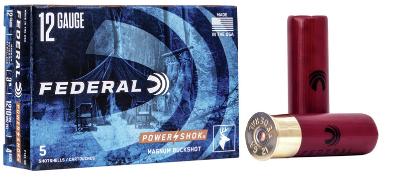 Power•Shok Buckshot