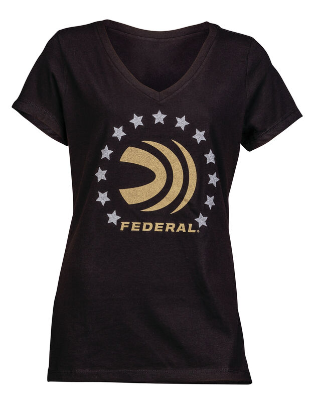 Federal Paramount Metallic Women's T-Shirt