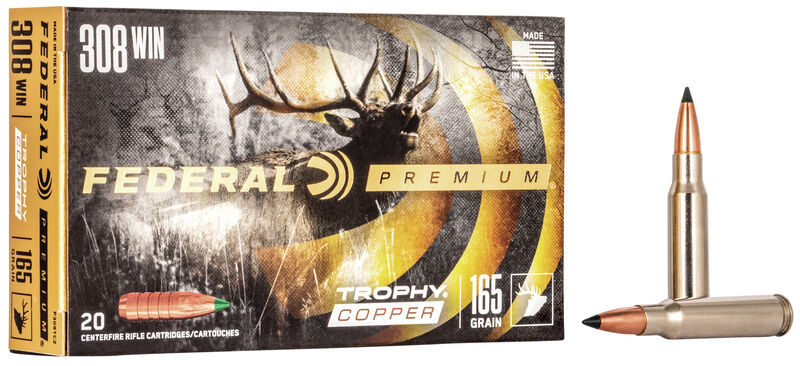 Buy Trophy Copper for USD 45 95   Federal Premium