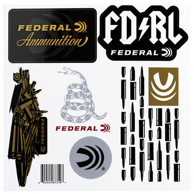 Federal Sticker Pack