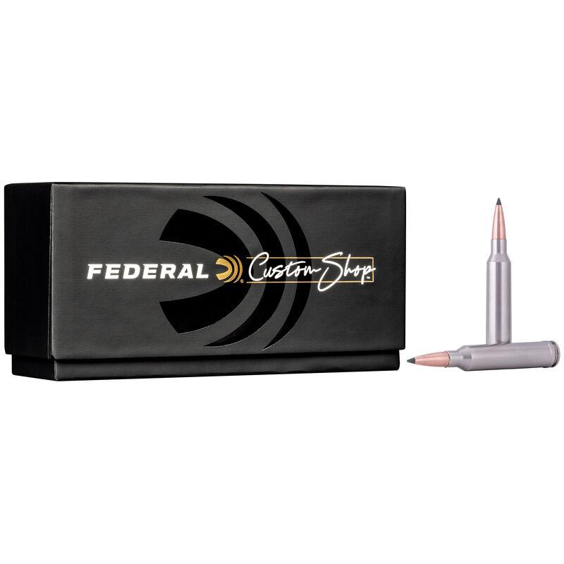 Custom Rifle Ammo 7mm Rem Mag