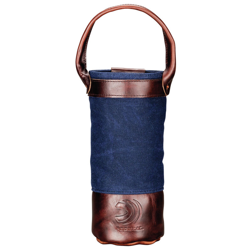 Federal/Whiskey Leatherworks Bottle Tote