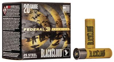 Black Cloud FS Steel