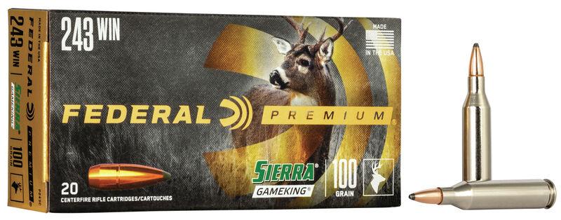 243 Win 85 Gr Sierra Gameking