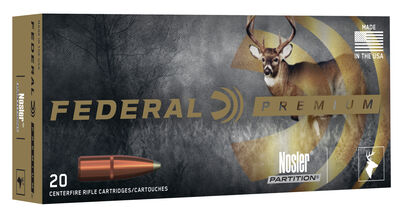 Nosler Partition