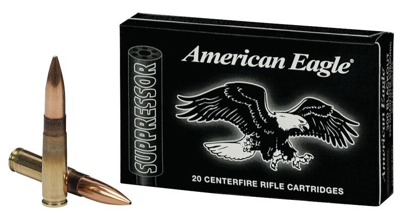American Eagle Rifle Suppressor