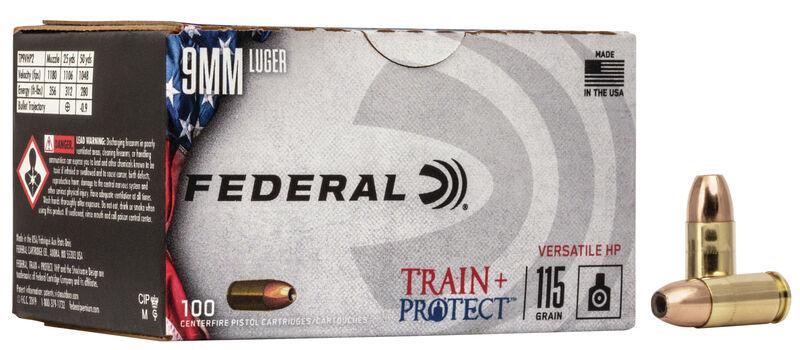 Train + Protect