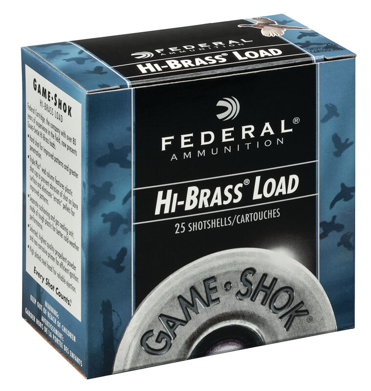 Game•Shok Upland Hi-Brass