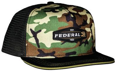 Federal Camo Trucker Hat
