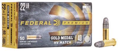 Gold Medal Rimfire