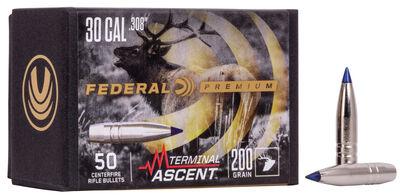 Terminal Ascent Component Bullet