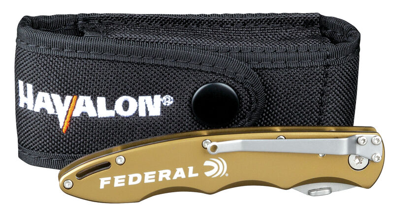 Federal Havalon Knife