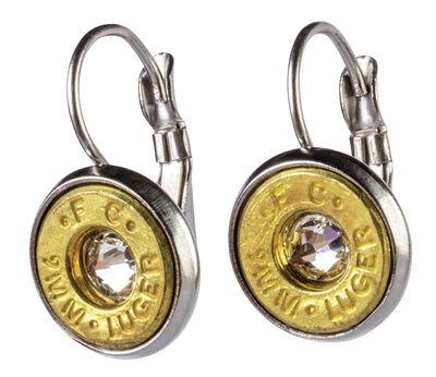 Federal Leverback Earrings