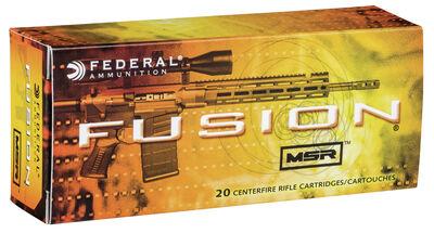 Fusion MSR