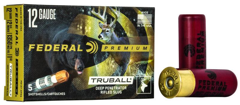 Buy Vital•Shok TruBall Deep Penetrator Rifled Slug for USD
