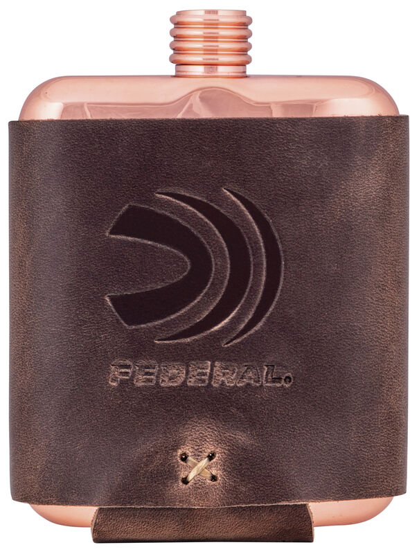 Federal/Whiskey Leatherworks Flask