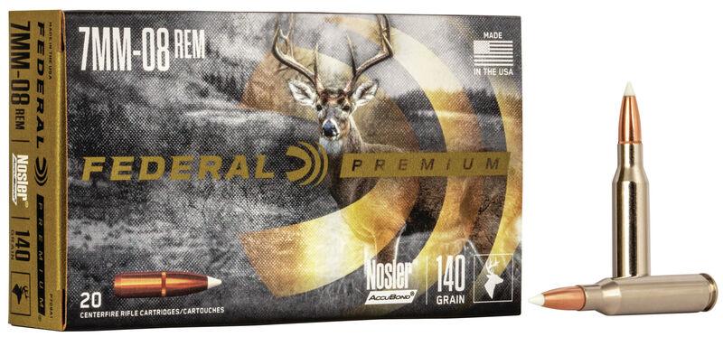 Buy Nosler AccuBond for USD 53 95   Federal Premium