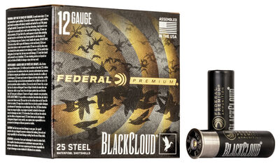 Black Cloud FS Steel