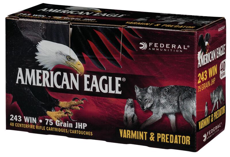 Buy American Eagle Varmint & Predator for USD 47 95