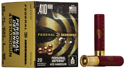 Personal Defense 410 Handgun