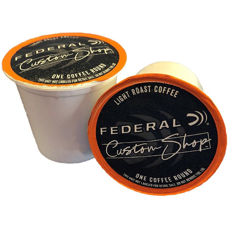 Custom Shop Coffee Rounds