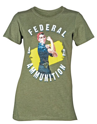 Federal Rosie Women's T-Shirt
