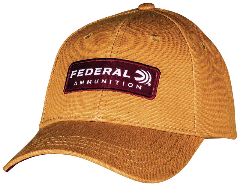 Federal Canvas Hat
