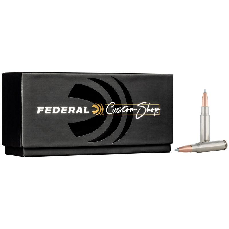 Custom Rifle Ammo 308 Win