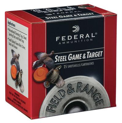 Field & Range Steel Game & Target