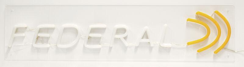 Federal Logo LED Sign