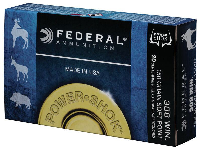 Buy Power•Shok Rifle for USD 26 95 | Federal Premium