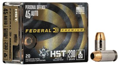 Personal Defense HST