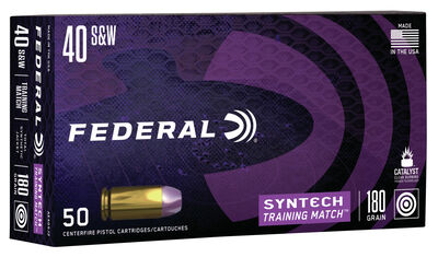 Find products in Syntech today | Federal Premium